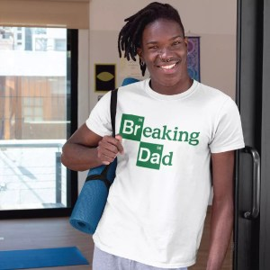 Teeshirt Homme - Breaking Dad
