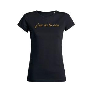 Teeshirt Femme - J'irai où tu iras