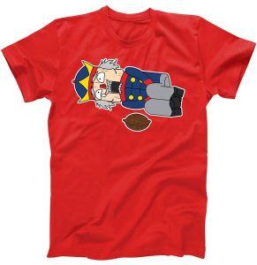 Hit In The Nutcracker Christmas T-Shirt