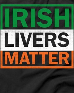 Irish Lives Matter T-Shirt