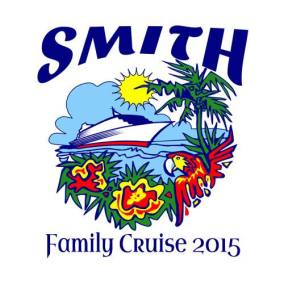Smith Family Cruise 2015
