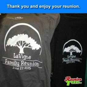 LaVigne Family Reunion