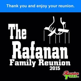 Rafanan Family Reunion