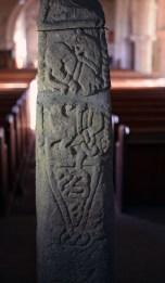Stanwick Church Cross