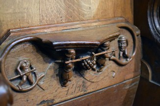 Ripon Misericord