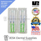 Mint 20% 4 Syringes Teeth Whitening Gel Opalescence PF EXP 01/2021