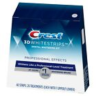 Crest 3D Whitestrips Professional Effects Teeth Whitening Kit, 40 Strips