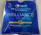 Crest 3D Whitestrips BRILLIANCE White Teeth Whitening Kit 32 strips EXP OC/2022