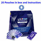 3D White Whitestrips Professional Effects Teeth Whitening Strip Teeth Whitening