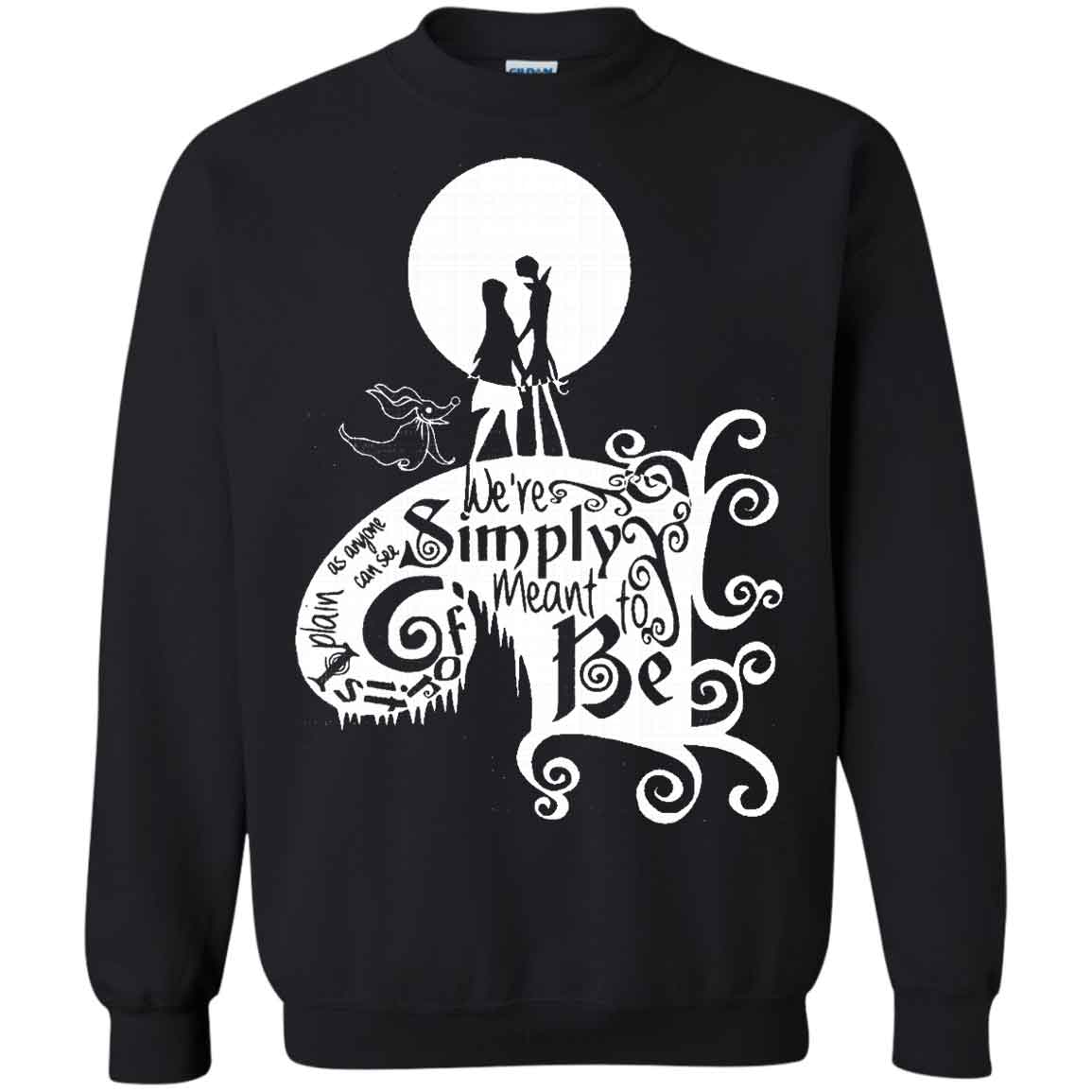 The Nightmare Before Christmas Shirts We\'re Simply Meant To Be ...