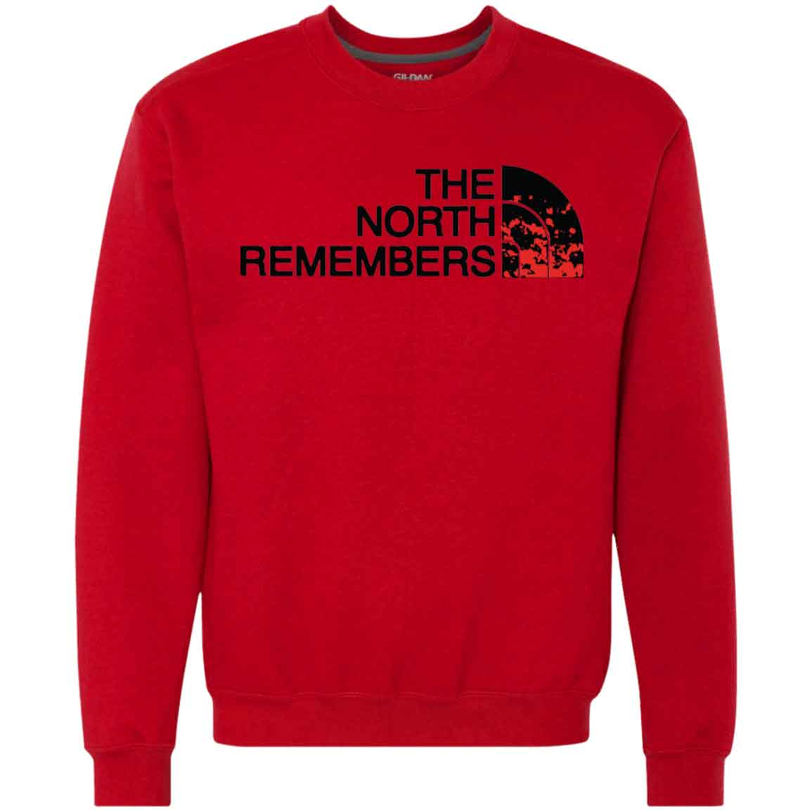 80541332e The North Face The North Remembers Hoodies Sweatshirts