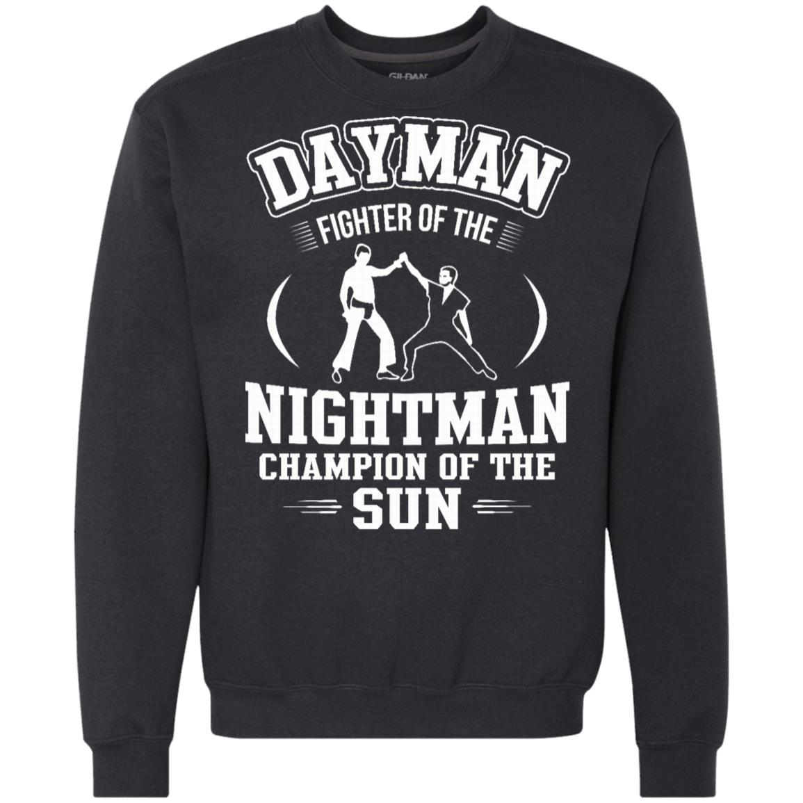 97992ff4 It's Always Sunny In Philadelphia Dayman Fighter Of The Nightman Hoodies  Sweatshirts