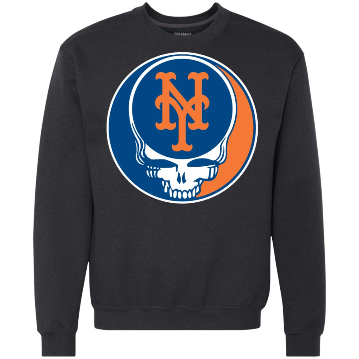save off 61922 13871 Grateful Dead Steal Your Face New York Mets T shirts Hoodies, Sweatshirts