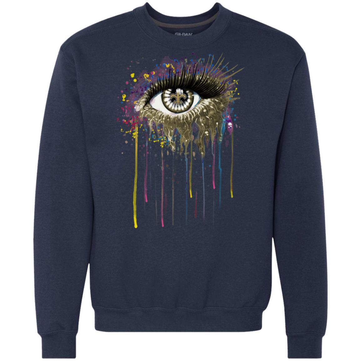 new concept 1edf6 1d9c5 New Orleans Saints Die Hard Fan Art Saints T shirts Hoodies, Sweatshirts