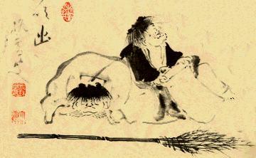 Hanshan und Shide