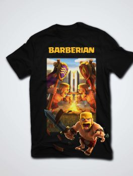 clash of clans tshirt