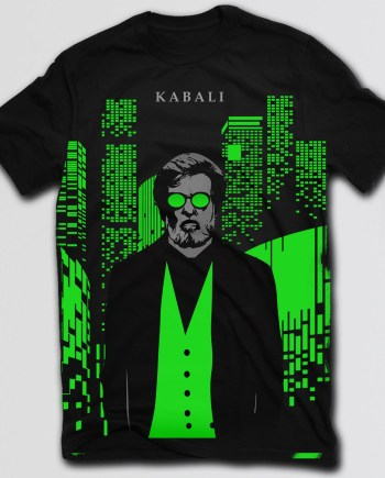 Kabali movie tshirt