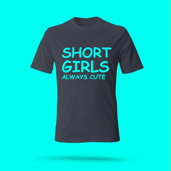 short girls tshirt