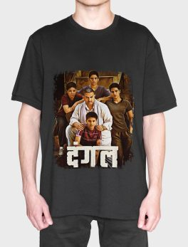 Dangal Movie T-shirt
