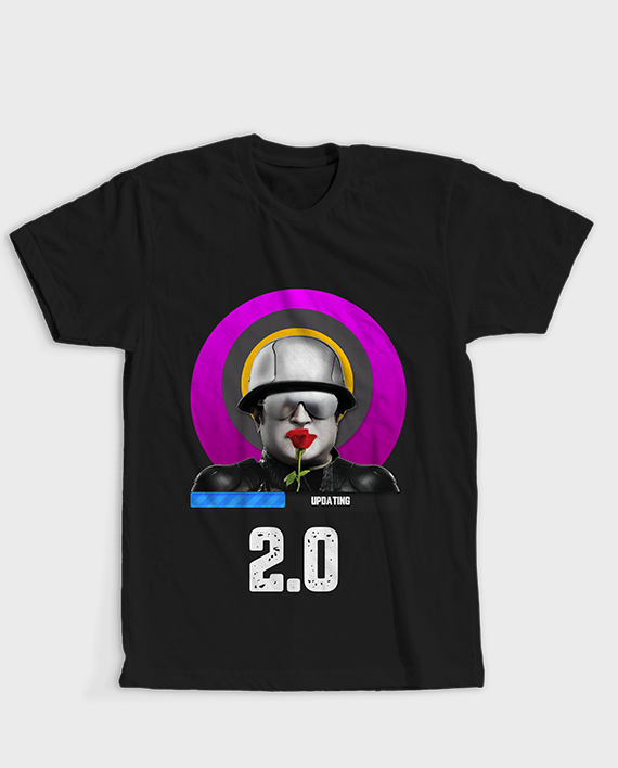 endhiran 2point0 Tshirt