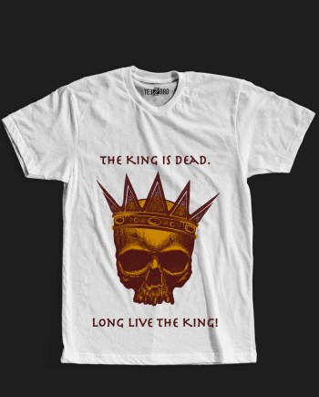 Long Live the King tshirts