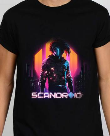 Scandrivo Graphic Tee