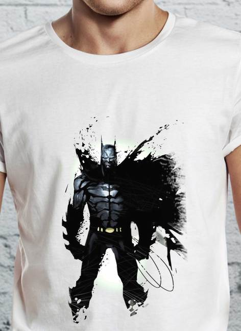Batman Black Art