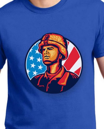 Veterans day tribute Tshirt