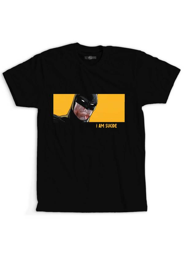 i am suicide batman tshirt