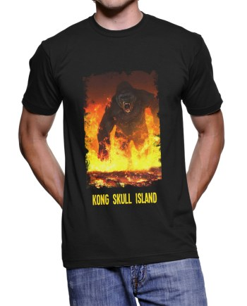 Kong Skull Island Movie tshirt