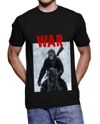 War for the Planet of the Apes Tshirt
