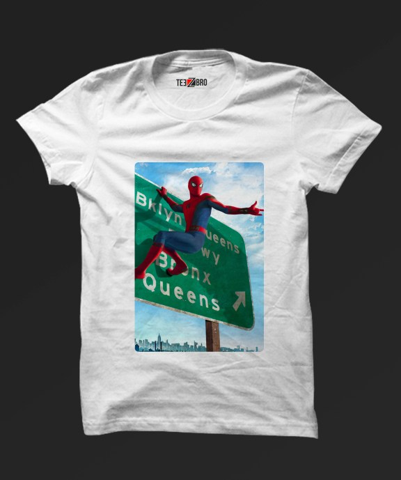 Spiderman Homecoming T-shirt