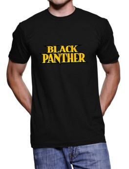 Black Panther T-Shirt Black