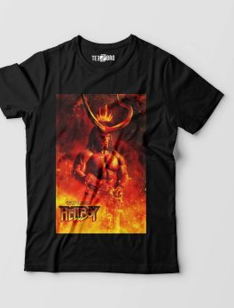 Hellboy Graphic Tshirt