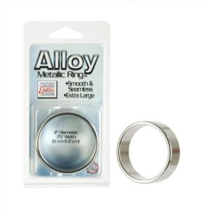 Alloy Metallic Ring - XL