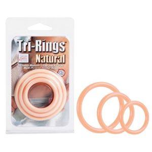 Tri-Ring - Natural