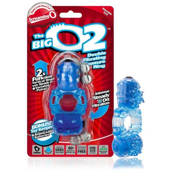 Screaming O The Big O2 - Blue