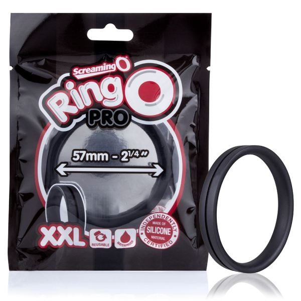 Screaming O RingO Pro XXL - Black