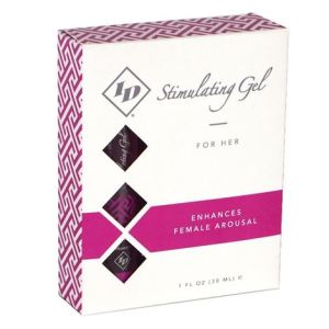 ID Stimulating Gel - For Her 1 fl oz (30ml)