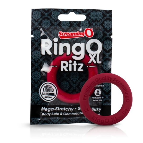 Screaming O RingO Ritz XL - Red