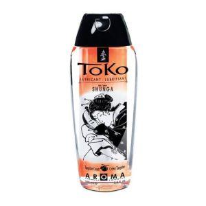 Shunga Toko Aroma Lubricant Tangerine Cream