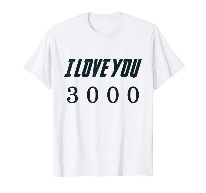 Download Dad I Love You 3000 T Shirt