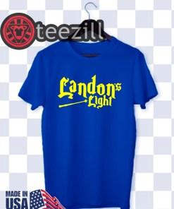 Carson Wentz Landon's Light Shirt