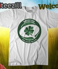 SB Nation's Celtics Blog Logo Shirt