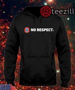 Racist Chants - Nazi Salutes No Respect Shirt