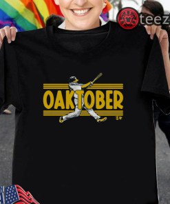 Oaktober Matt Chapman Shirt