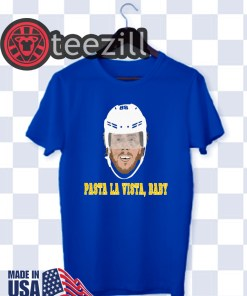 Pasta La Vista Baby Blue T-Shirts