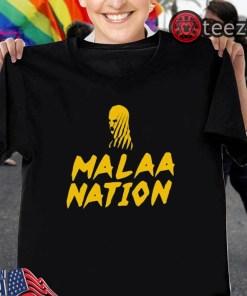 Malaa Nation Tee Malaa Nation Limited Edition