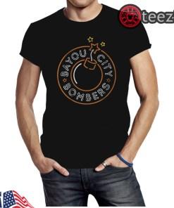 Bayou City Bombers Shirt – Officially Licensed MLBPA