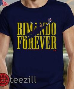 Rimando Forever - Nick Rimando Shirt